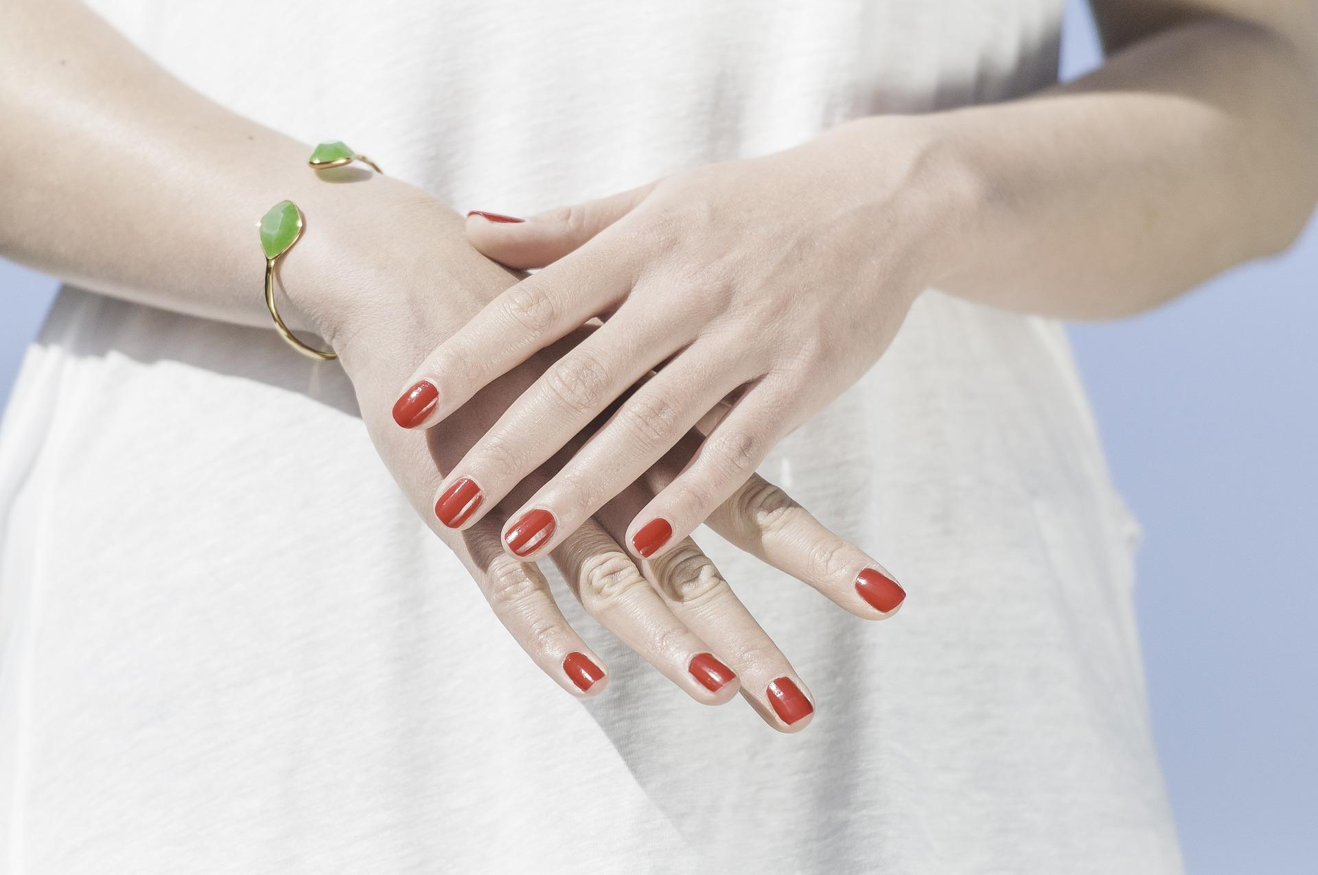 Kąpiel parafinowa na dłonie